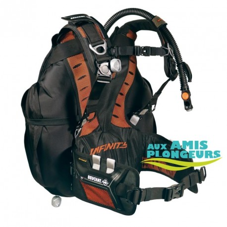 Gilet infinity travelWing Beuchat